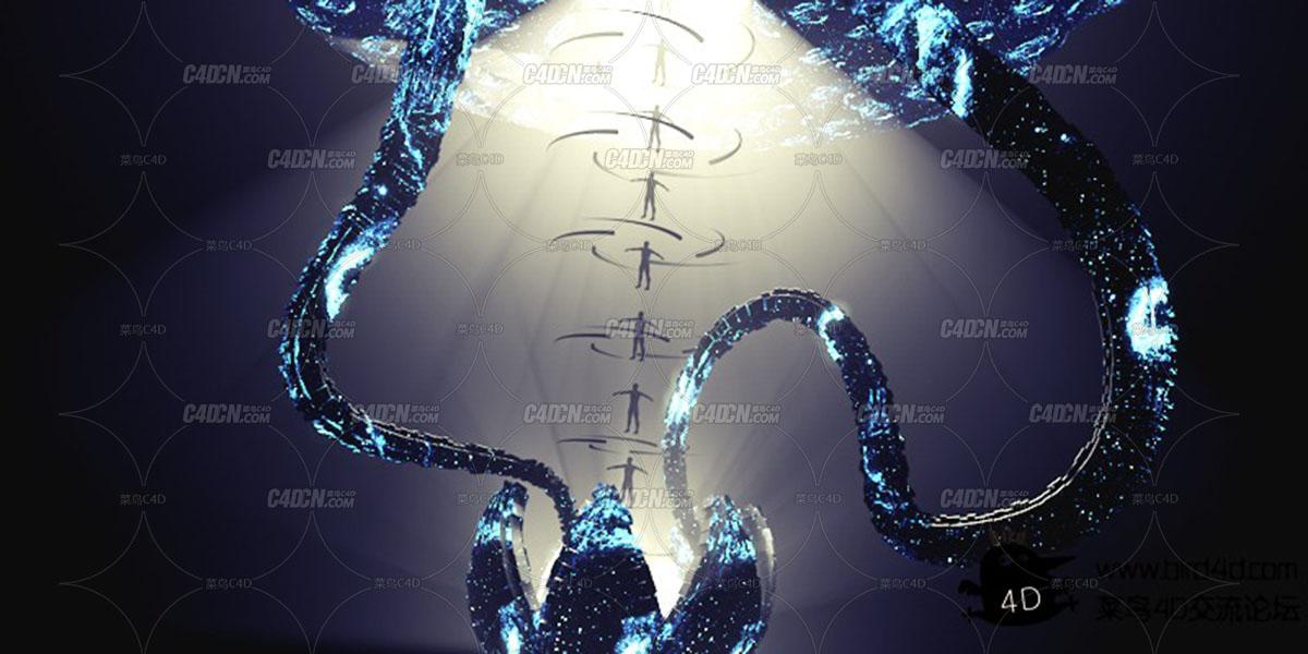 【包逗猩教程 第五集】制作一张科幻风格的海报2