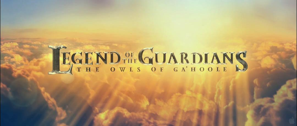 C4D+AE貓頭鷹王國 守衛者傳奇片頭教程-Legend Of The Guardians