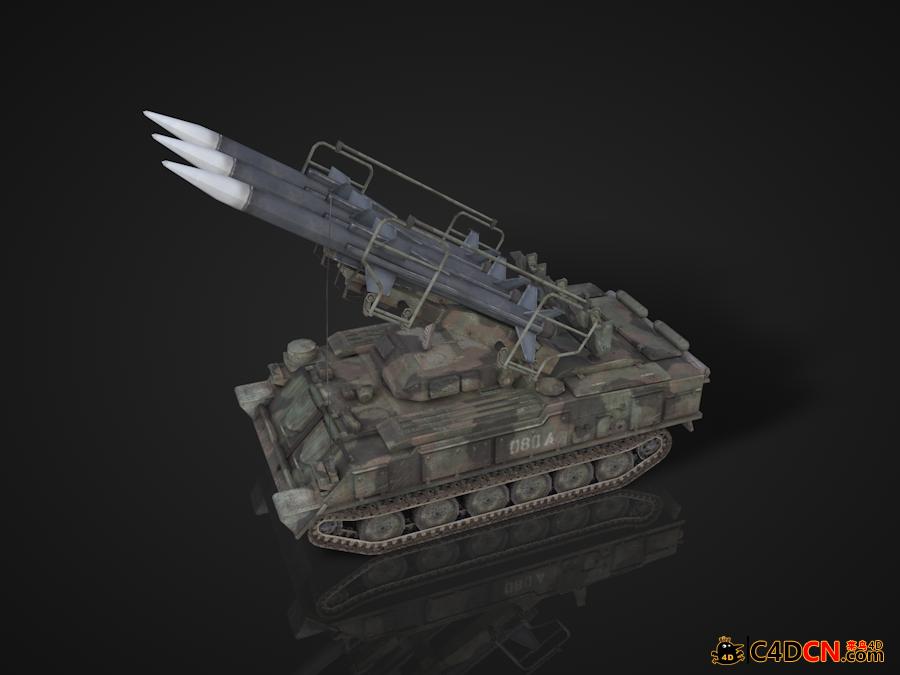 lvuoafoiw6 SA-6导弹