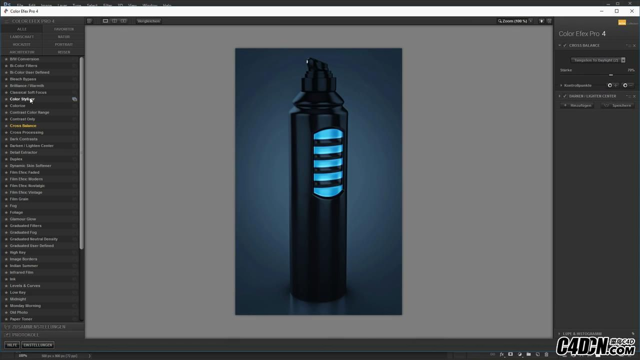 Deo Spray Can modeling (Cinema 4D Tutorial)_20160928220653.JPG