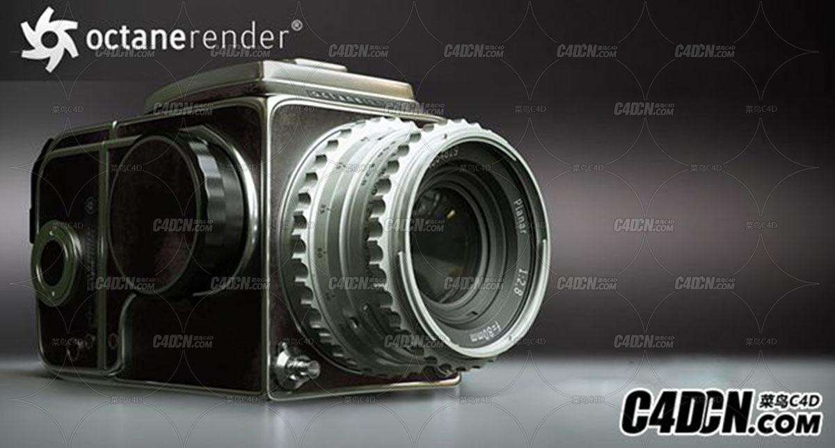 C4D Octane V3.03.3 R1渲染器插件汉化包