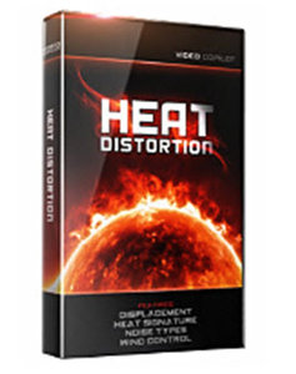 【AK-汉化】HeatDistortion 热浪变形 v1.0.31汉化