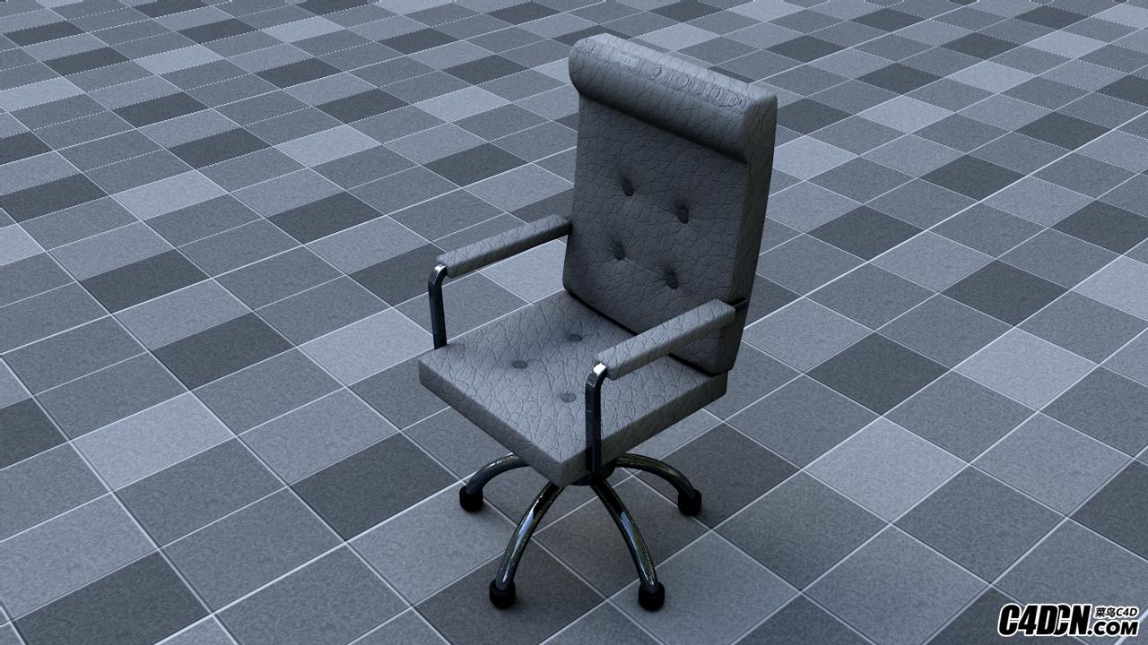 菜鸟汉化C4D小插件系列教程 02 快速制作沙发褶皱插件