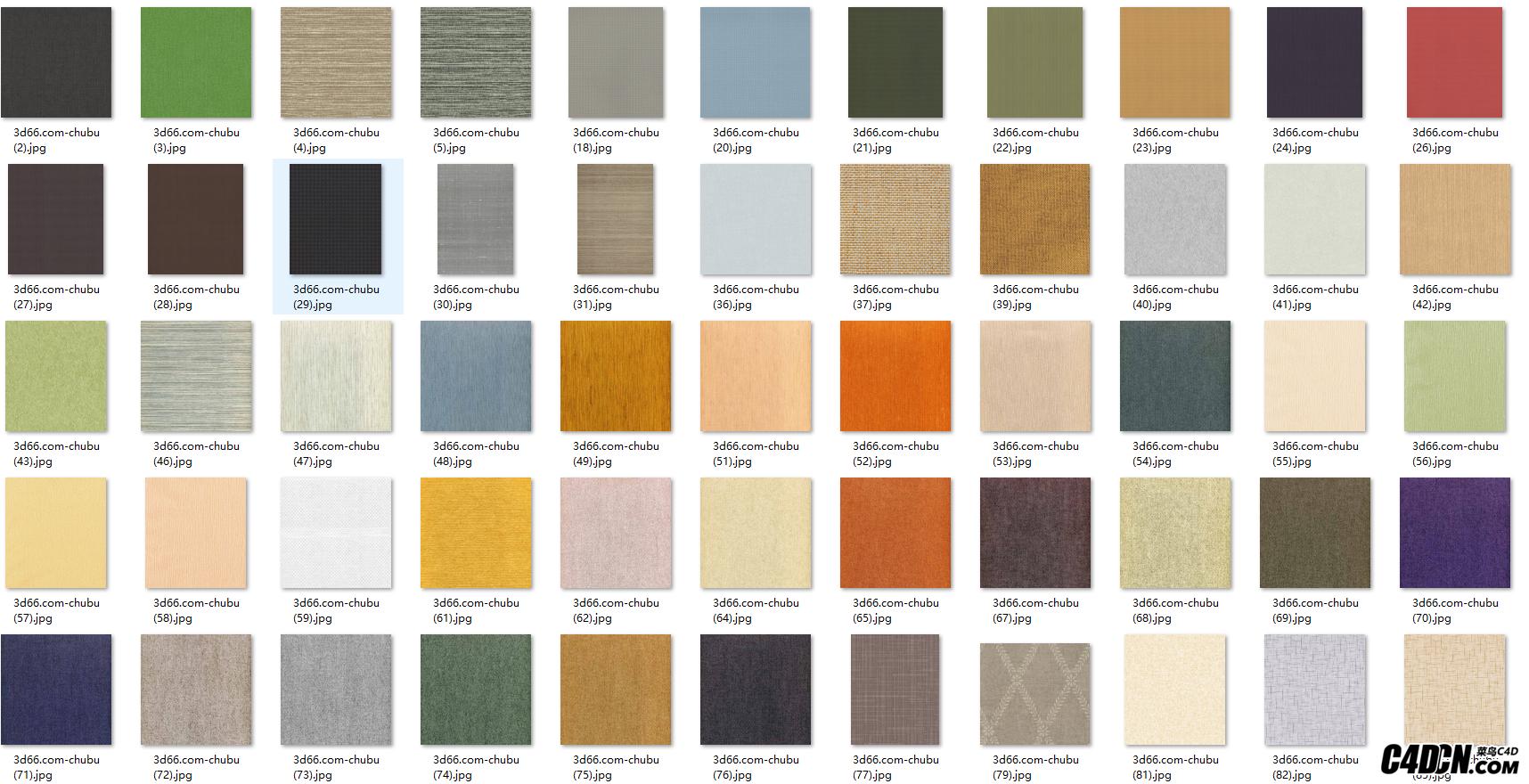 56张 粗布 布料编织 贴图素材