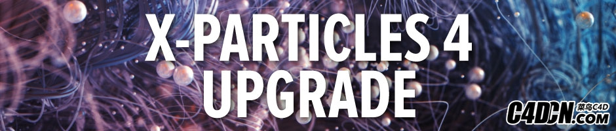 C4D插件-xparticle 4 完整DEMO汉化版