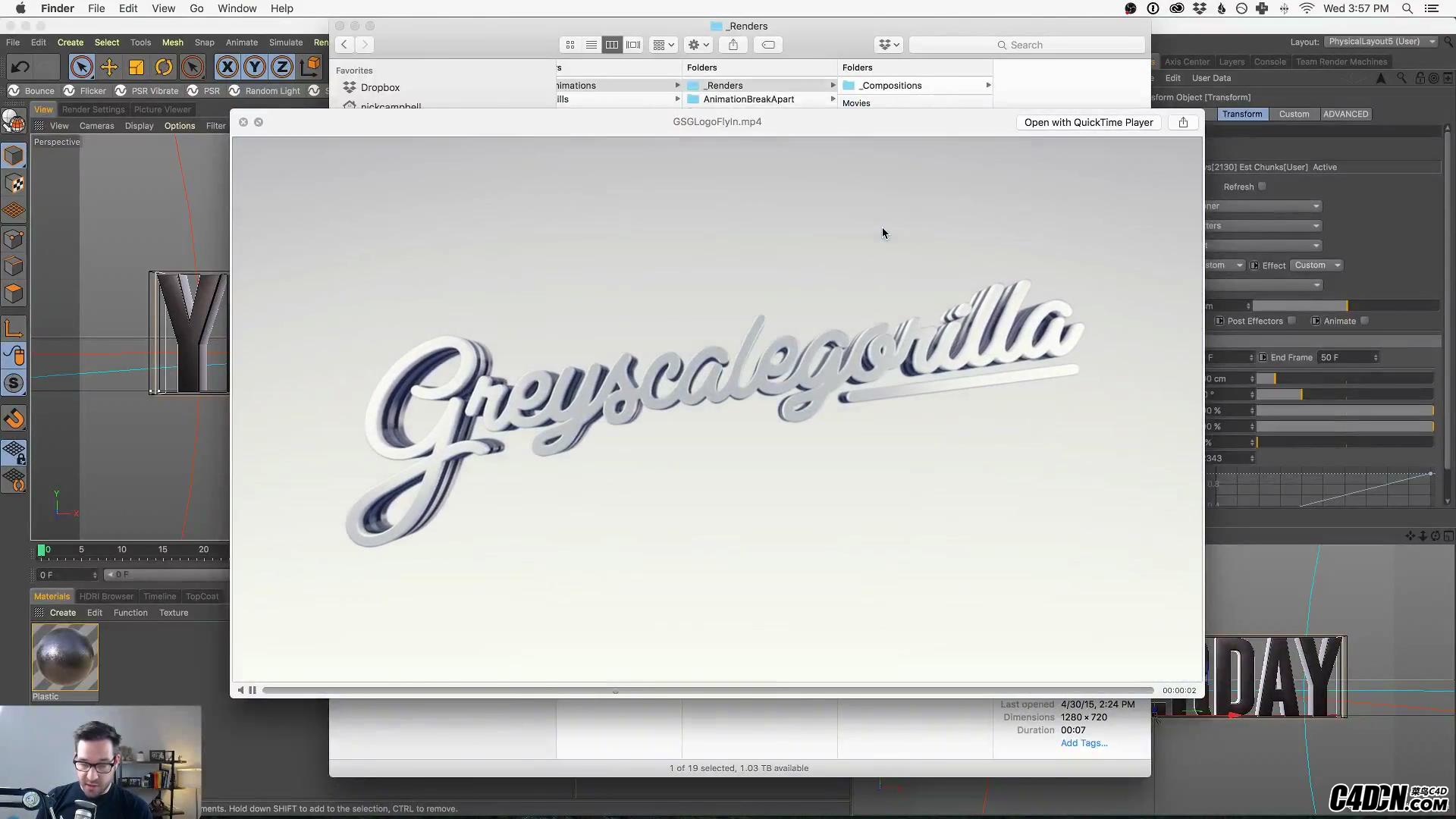 Easily Transform One Object Into Another In Cinema 4D With Transform_20180112021636.JPG