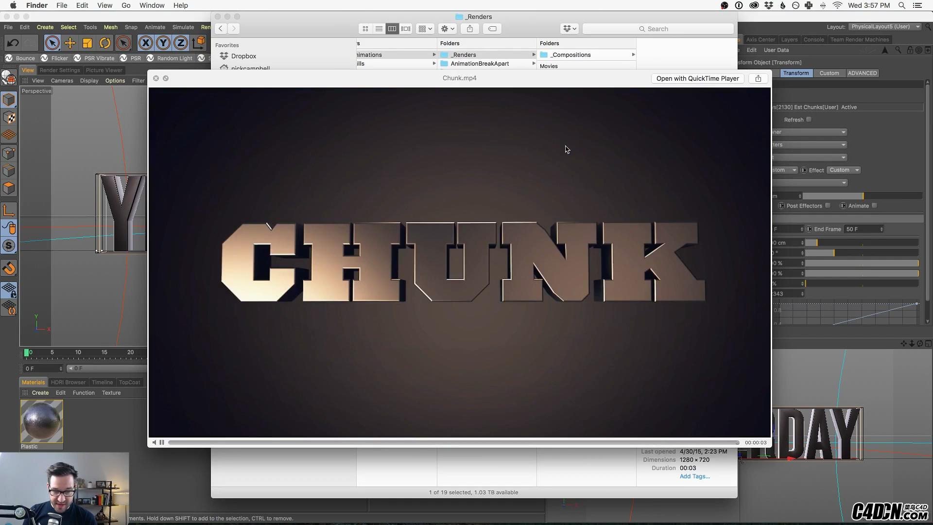 Easily Transform One Object Into Another In Cinema 4D With Transform_20180112021628.JPG