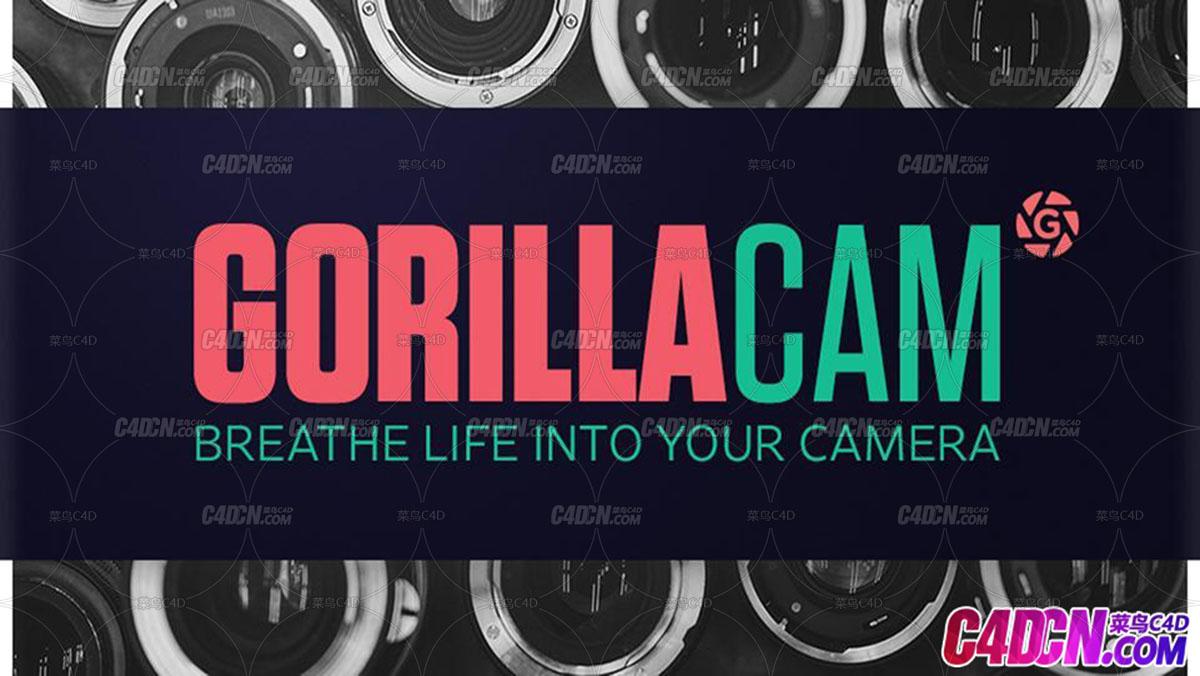 灰猩猩摄像机插件 GorillaCam v1.0
