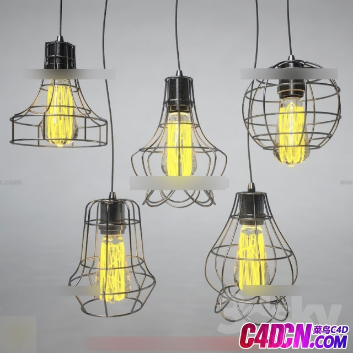 现代照明灯具模型-吊灯097.jpg