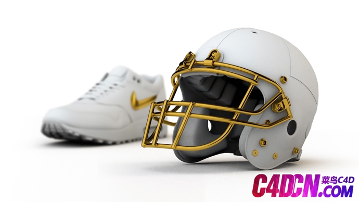 Cinema-4D-Football-Helmet-into-a-Shoe-Transformation-Tutorial.jpg