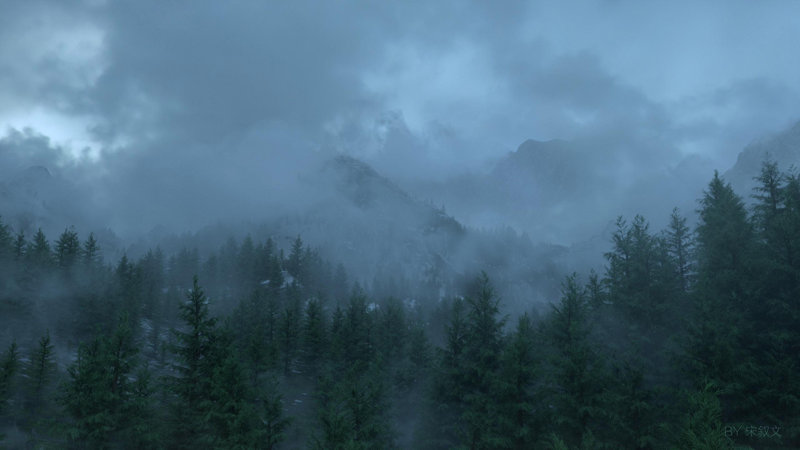 gaea snow mountain1 压缩.jpg