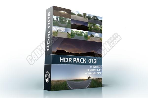HDR精品室外环境天空贴图第十二季