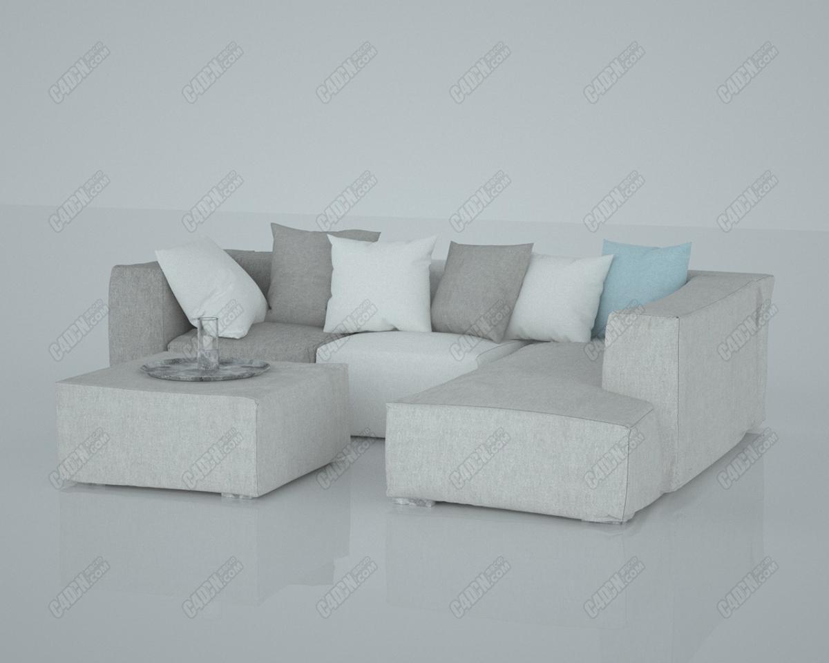 免费麻布沙发oc