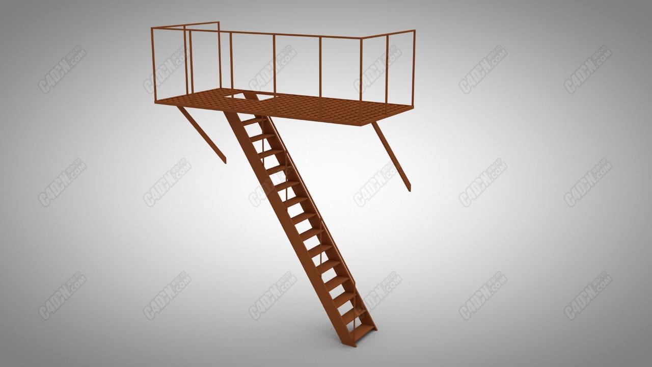 免费作业台楼梯分享