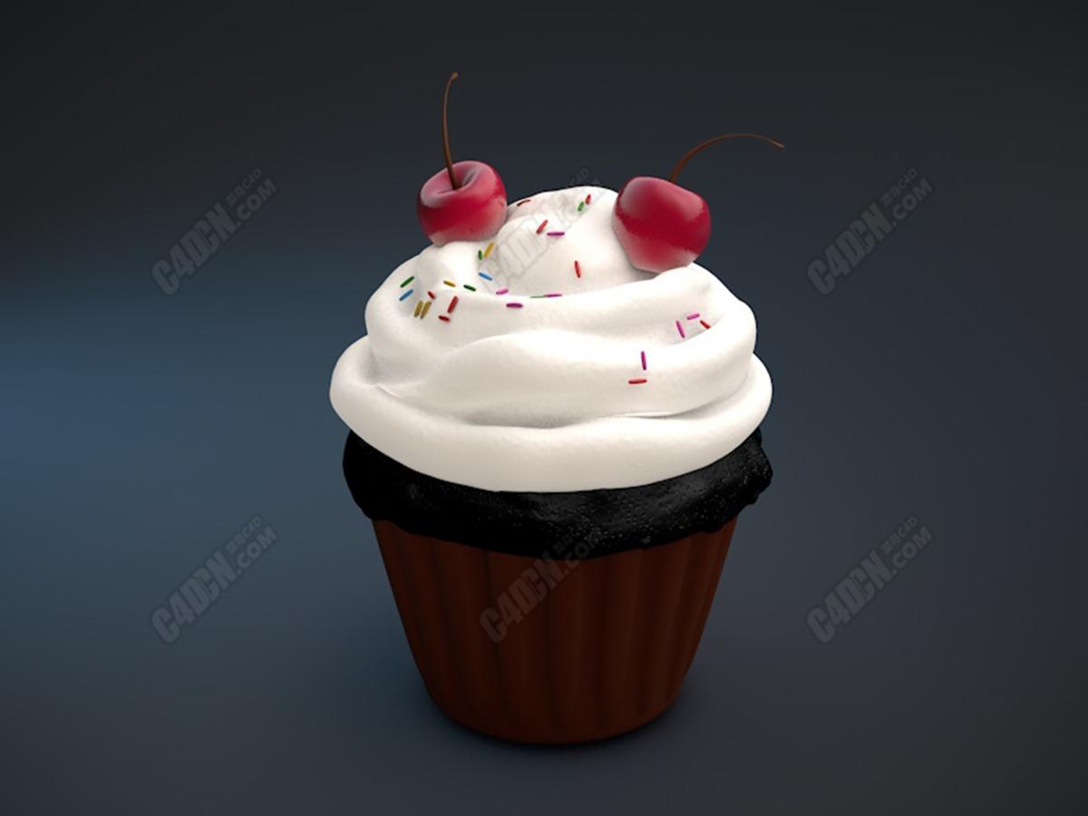 高级小蛋糕