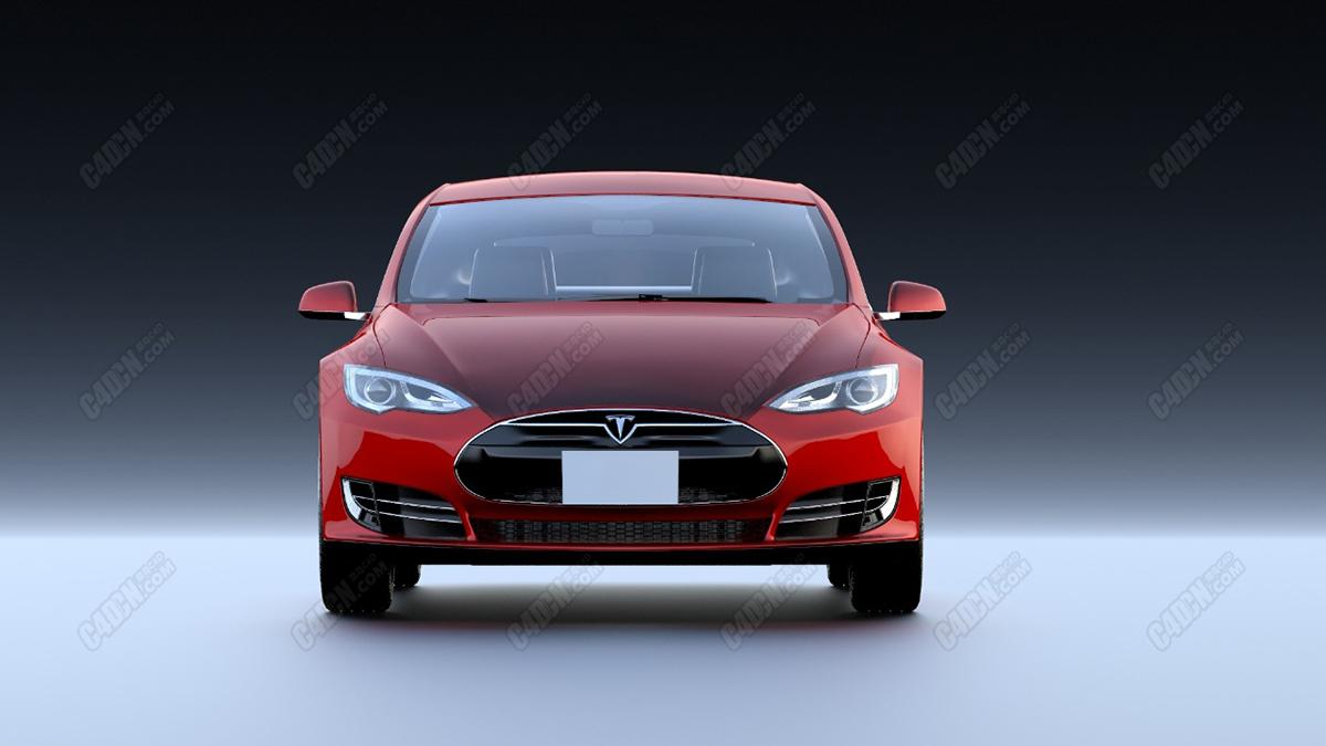 Tesla_Model_S特斯拉模型