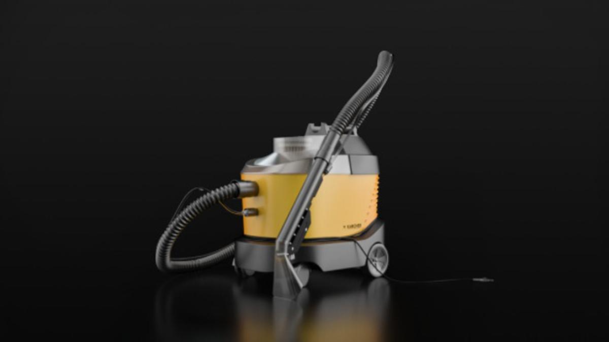 Octane Render 4.0吸尘器作品欣赏