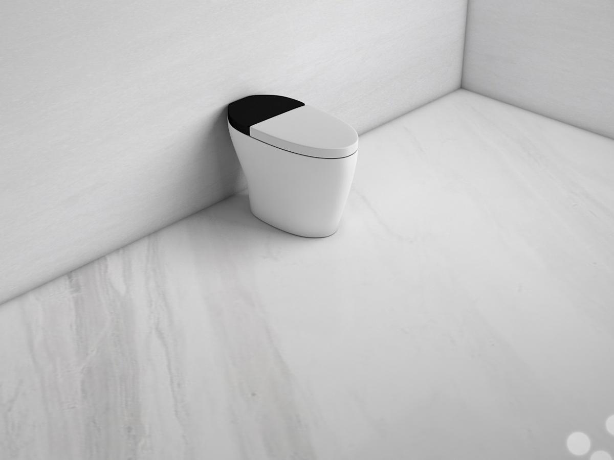 智能马桶 浴室柜建模 新手