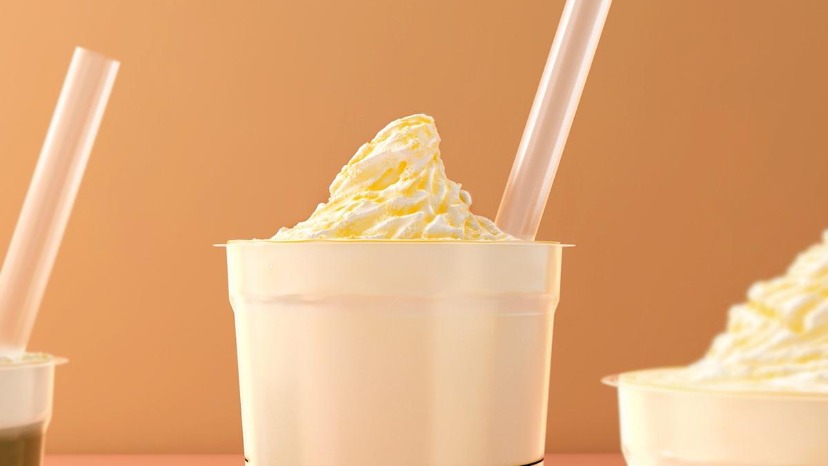 天气太热 撸了杯冰激凌 自带渲染器还是可以的