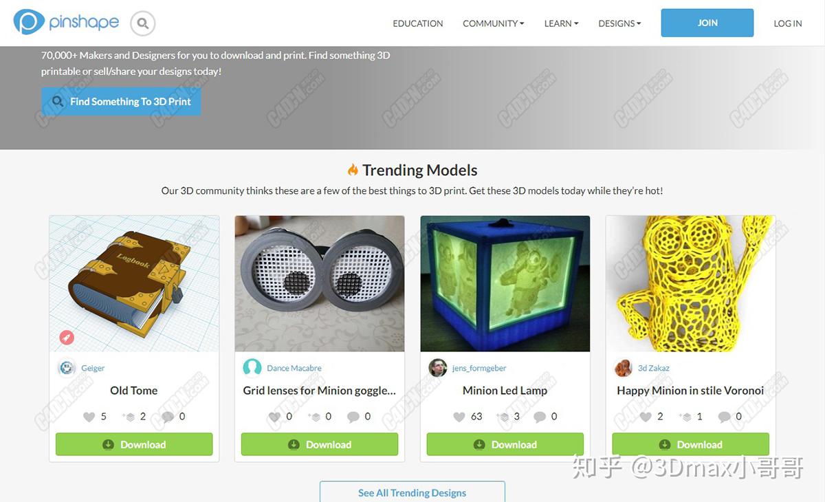 3D模型下载有哪个好的免费网页?-11.jpg