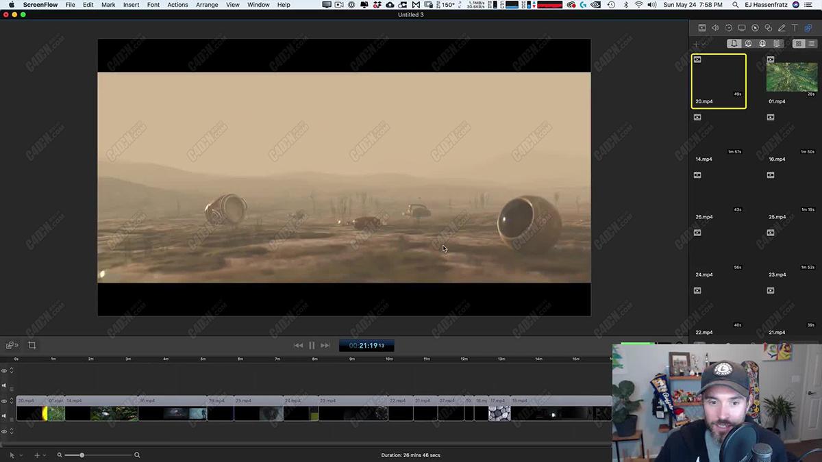 视界很大 | 一起来造 - C4D设想竞赛评委视频点评-3.jpg