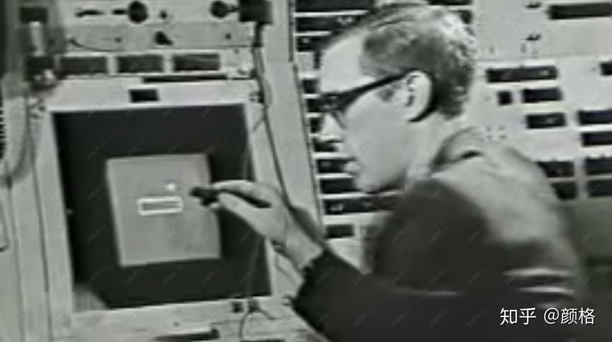 改变世界的先驱,是他在50年前真正定义了计算机图形学和人机共生关系-4.jpg