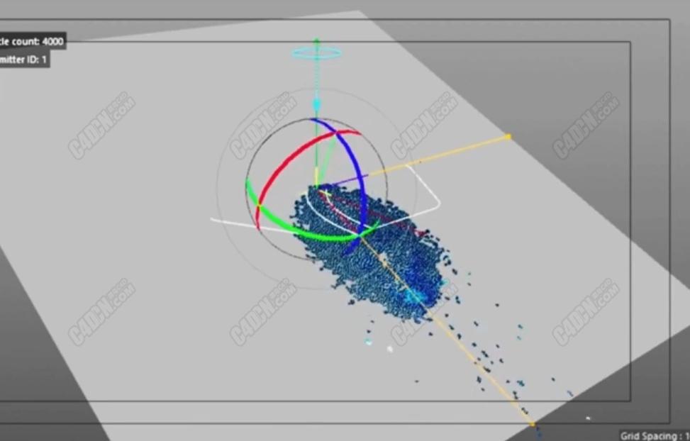 C4D Nextlimit Realflow流体插件入门教程