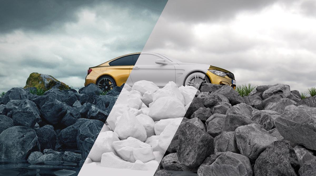 BMW M4 CGI & Corona