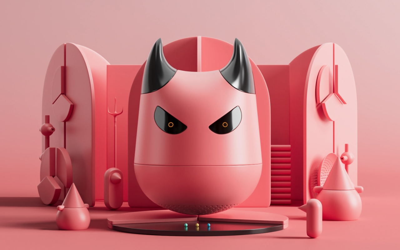 Little Devil Mini Speaker