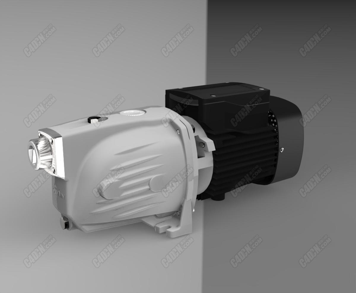 喷射泵模型