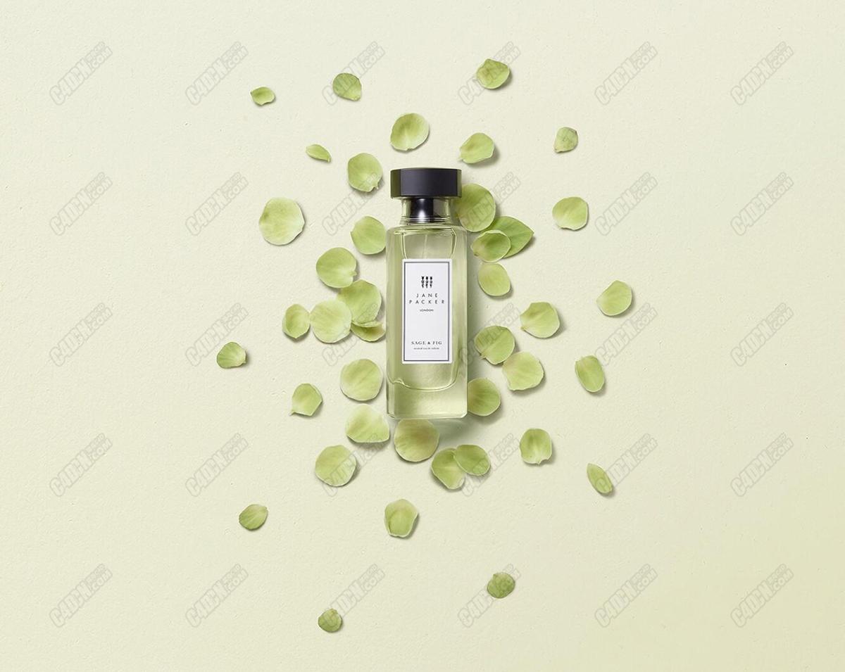 C4D绝美香水广告片包装产品表现建模制作渲染