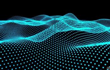 C4D教程-MoGraph着色效应波效应