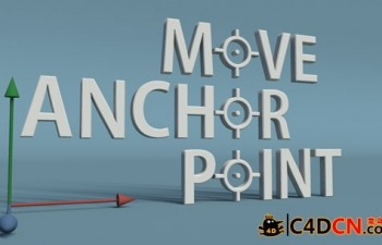 AE移动锚点脚本MoveAnchorPoint v2.0