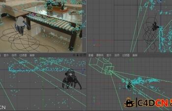 C4D插件 CineCAT 1.1 希格斯玻汉化注册版