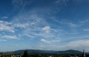 10张高清hdr全景天空高动态范围环境贴图+11张高清全景天空图片