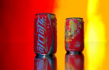 Coca-Cola清凉