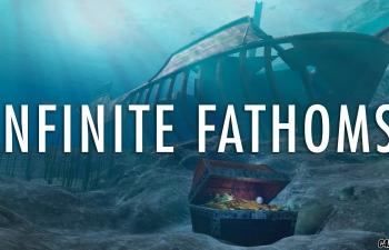 C4D预设 无限海底世界1.1汉化版 Infinite Fathoms 1.1.2