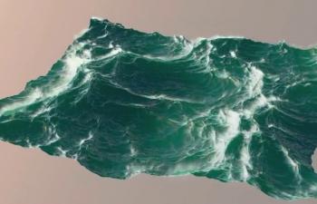 [支持R16]c4d海洋插件hot4d v0.2