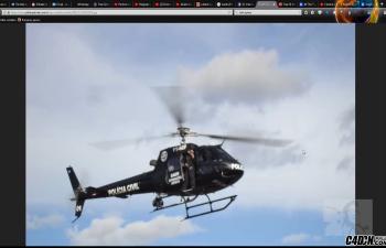 CINEMA 4D教程——利用运动模糊制作简易螺旋桨动画