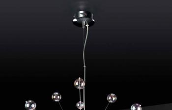 3D模型 现代装饰灯模型 MD61110-18A