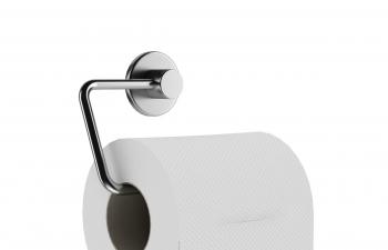 C4D模型 衛生間手紙抽紙卷紙衛生紙模型
