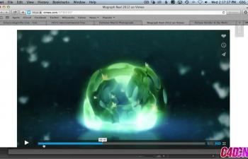 GSG247.如何在Cinema 4D和After Effects中进行科幻火灾C4D教程