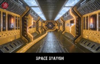 【腾小渔】——废弃的空间站(带思路图)