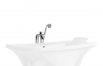 C4D模型 现代简约时尚陶瓷洗手盆模型