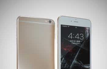 C4D Octane渲染器iphone手机材质表现渲染教程