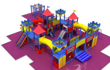 3D模型20大型游乐场