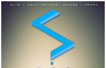 Redshift渲染器120种C4D材质预设 Default Slib shader library Base Vol. I for Redshift C4D