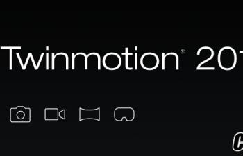 可视化实时渲染软件 Twinmotion 2018v2 9407破解补丁