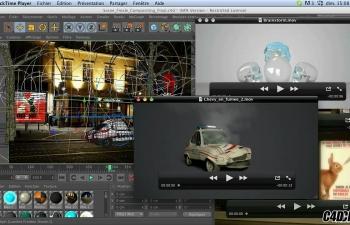 C4D运动图形动画教程 Video2Brain - Cinema 4D MoGraph Essential Training