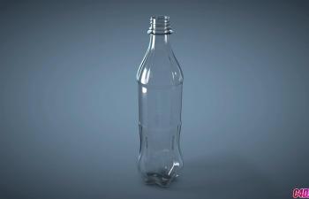 C4D塑料瓶子饮料瓶建模布线C4D教程 Cineversity – Modeling a Plastic